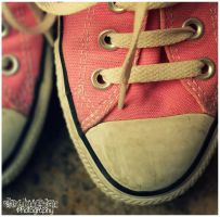 Converse Vintage by Clerdy