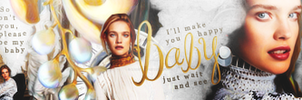 Banner: Be My Baby by Rosesylla