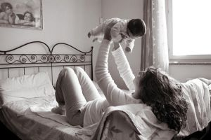 Loving Mother by MaddyPhotos