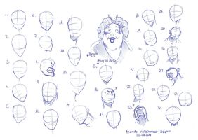Head References 20_08_2014 by RemiLatour