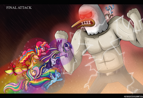 .:FINAL ATTACK:. by The-Butcher-X