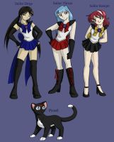 Sailor Seekers 2 by Ty-Chou