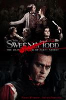 Sweeney Todd Poster Contest by Skittlemoo