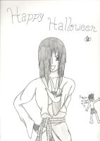Happy Halloween by sasuke12234