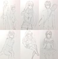 2014 AT: Trad sketches by H2Otheory