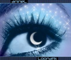 My eye by aninels