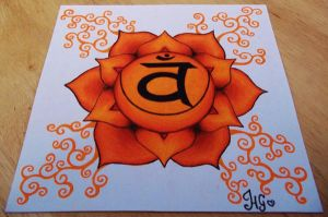 Sacral Chakra by HaleyGeorge