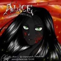 Alice Madness Returns: Alice Liddell by babyb345