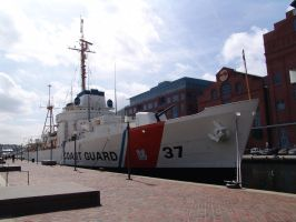 US Coast Guard Cutter Taney 1 by Skoshi8