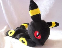Umbreon Beanie by FollyLolly