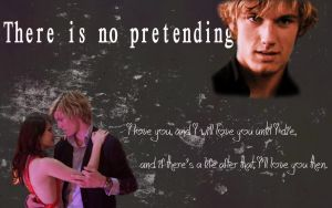 There Is No Pretending by TheLuau