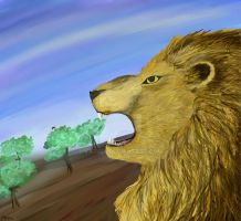 Lion by Varr24