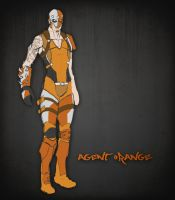Agent Orange- Concept by Magmabolt