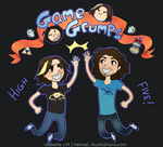 Game Grumps Shirts by Helixel