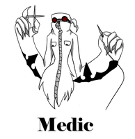 Medic Nobody -Redo- by EmpressOfDestruction