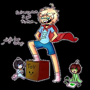 super fab baby sitter garroth and zane vylad by yaoigirls379
