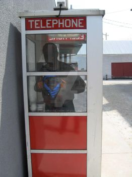 34 PhoneBooth by commonloon
