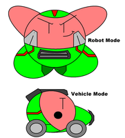 Kirbyformers 1: Ratchet (Movie) by Kirby-Force