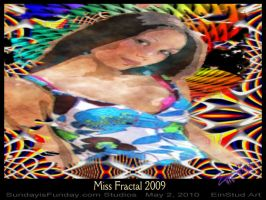 Miss Fractal 2009 by BL8antBand