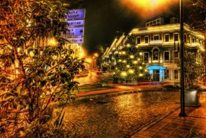 Follow the Lights HDR by ISIK5