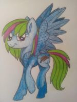 [MLP] Leafy Sky (RQ) by Amberpon3