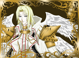 Trinity Blood: Cain Nightlord by PolarisNightlord