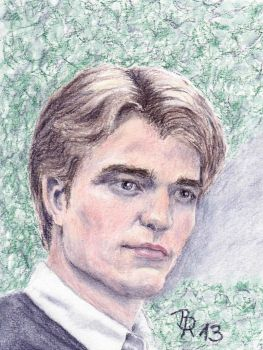Cedric Diggory by LoonaLucy