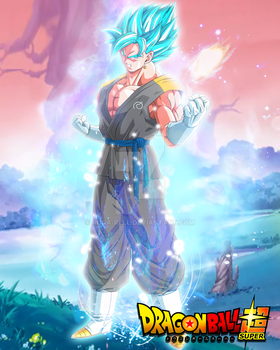 Dragonball Super: Vegetto by ruga-rell