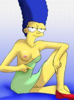 Marge by acdc1956