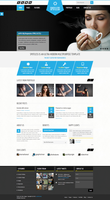 Spotless HTML5 WP Theme by sandracz