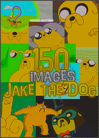 Jake the dog by Thoxiic-Editions
