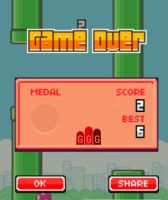 Flappy Bird Kockoff by evyboss103