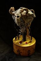 speaking golem by FraterOrion