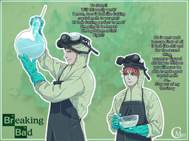 --+Breaking Bad Akatsuki+-- by Marre-Chan95