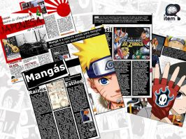 Revista Japan Connection by itemb