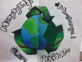 I Luv Earth by nubpro