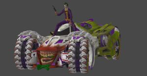 Jokermobile by CapLagRobin