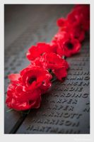 Roll Of Honour by juliekoesmarno