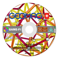 Geomag Game-Fi Disk by LevelInfinitum