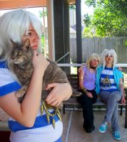 CMV-Hopelessly Devoted: Bakura by stinkulousreddous