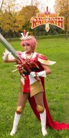 Magic Knight by LocoAddicted