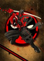 The Merc With The Mouth by PointedTail