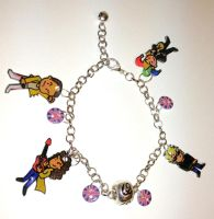 Kawaii Queen Bracelet by Lovelyruthie