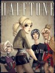 Halftone Comic Cover by f0xyme