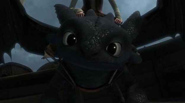 toothless big eyes by - photo #36