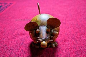 The vain little mouse by Armandacyd