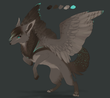 winged design commission by nequita