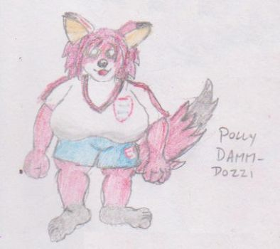 Polly Damm-Dozzi by WhippetWild