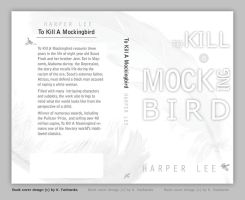 Mockingbird Book Cover Design by eyeqandy