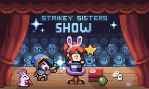 Strikey Sisters Show by AlbertoV